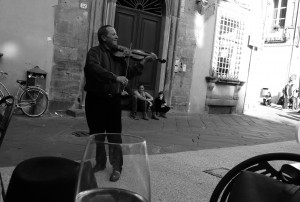 FROM LUCCA WITH LOVE.